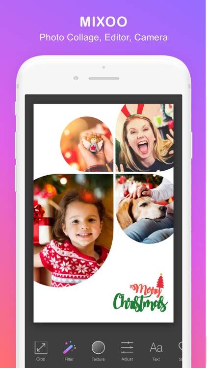 Mixoo - Pic Collage, Layout