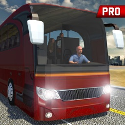 Coach Bus Simulator 3D: Driving School Game