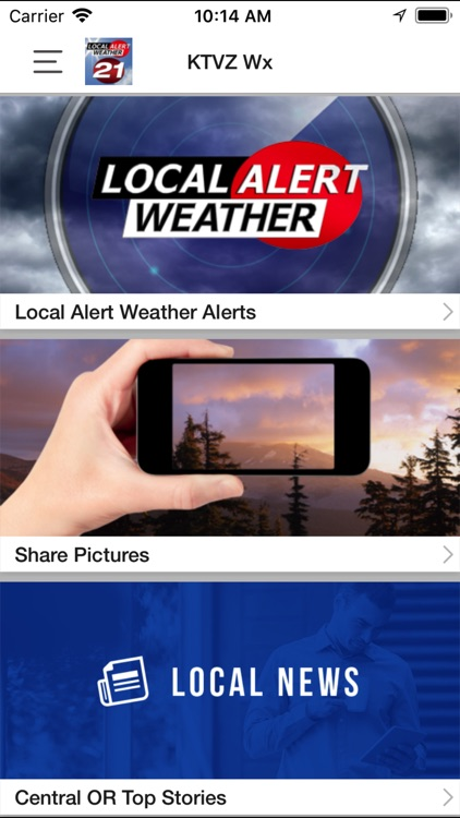 KTVZ Local Alert Weather App screenshot-3