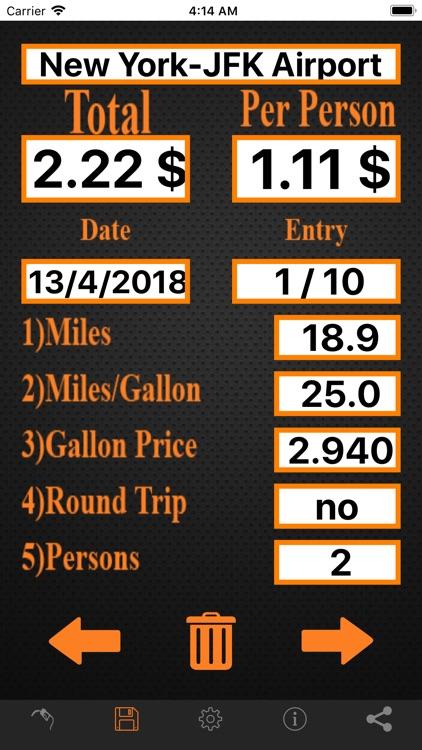 Fuel Cost Calculator Pro