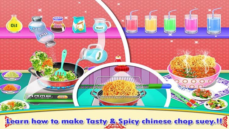 Chinese Food Restaurant
