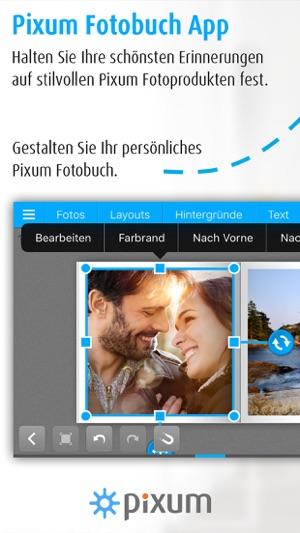 Pixum Fotobuch im App Store