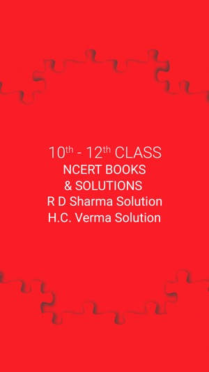 NCERT Books and Solutions on the App Store