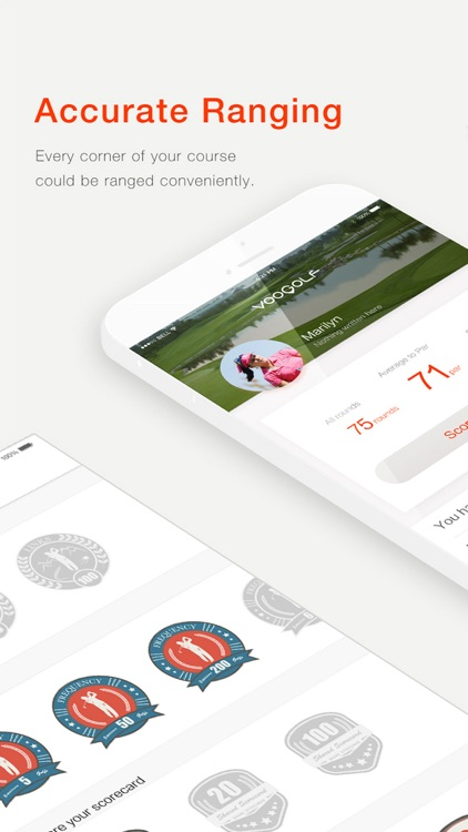 VOOGOLF-Golf