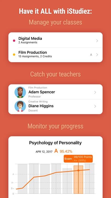 iStudiez Pro Legendary Planner screenshot-3
