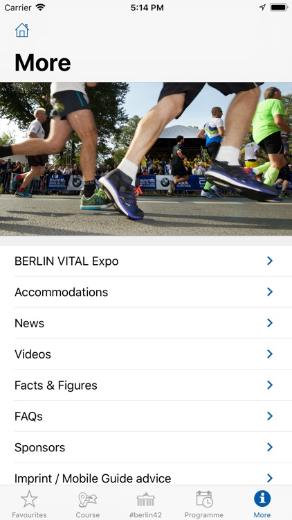 BMW BERLIN-MARATHON screenshot-4