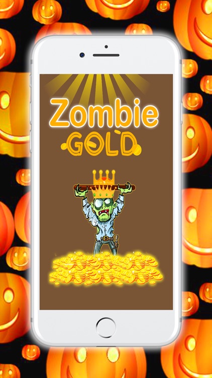 Zombie Gold Game For Halloween screenshot-4