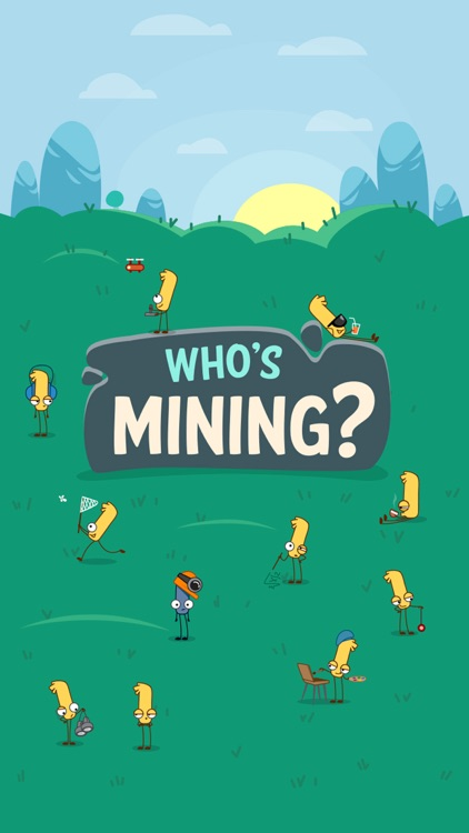 Who's Mining? screenshot-4