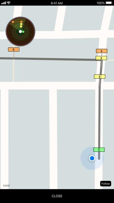 NaviGoto - Simple Navigation screenshot #6
