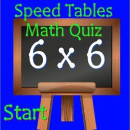 Speed Tables Pro Math Quiz