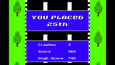 Staff Speed Racer Screenshot 8