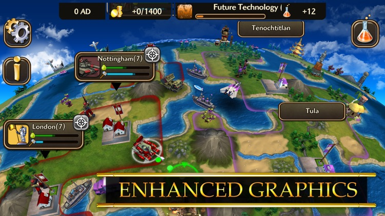 Civilization Revolution 2 screenshot-0