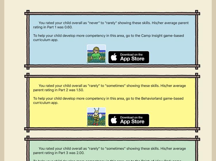 Pepi Assessment- Social Skills screenshot-8