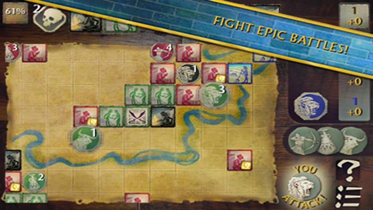 Reiner Knizia Tigris&Euphrates screenshot-1