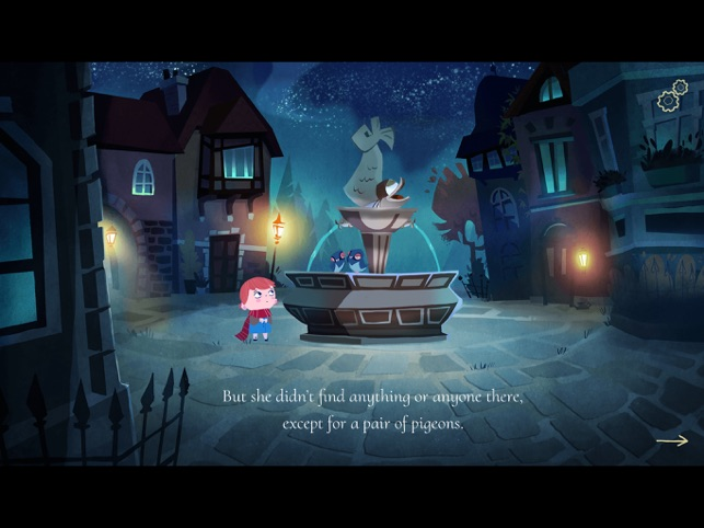 The Thief of Wishes Screenshot