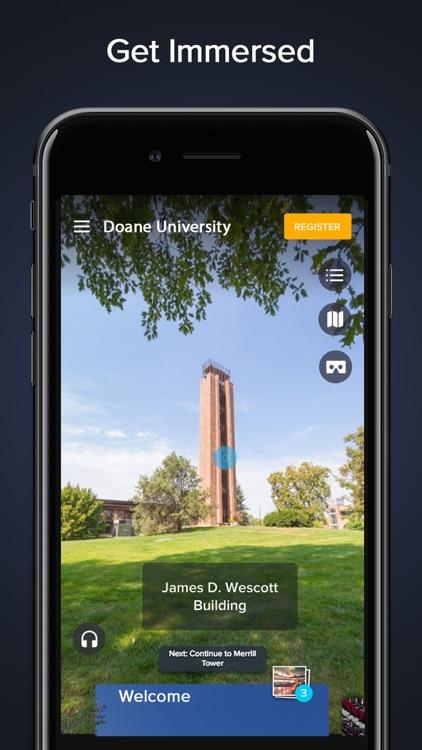 e55cb5b3ef2 Doane University Experience by YouVisit LLC