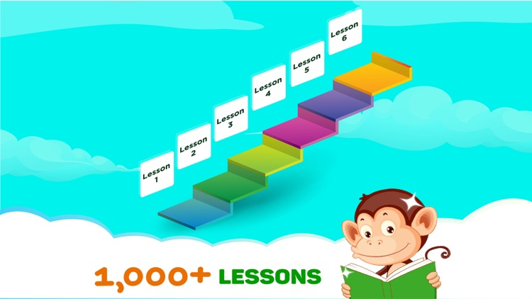 Monkey Junior: learn to read screenshot-2