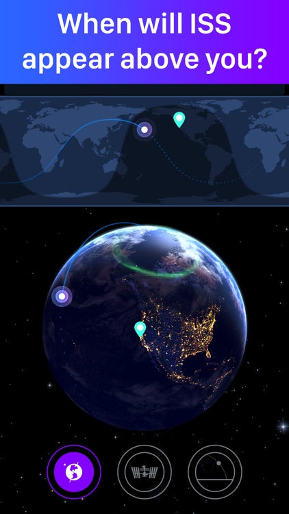 Satellite Tracker by Star Walk