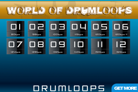 World Of Drum Loops - náhled
