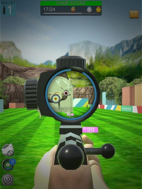 Shooting Deer Range Short Gun screenshot 5