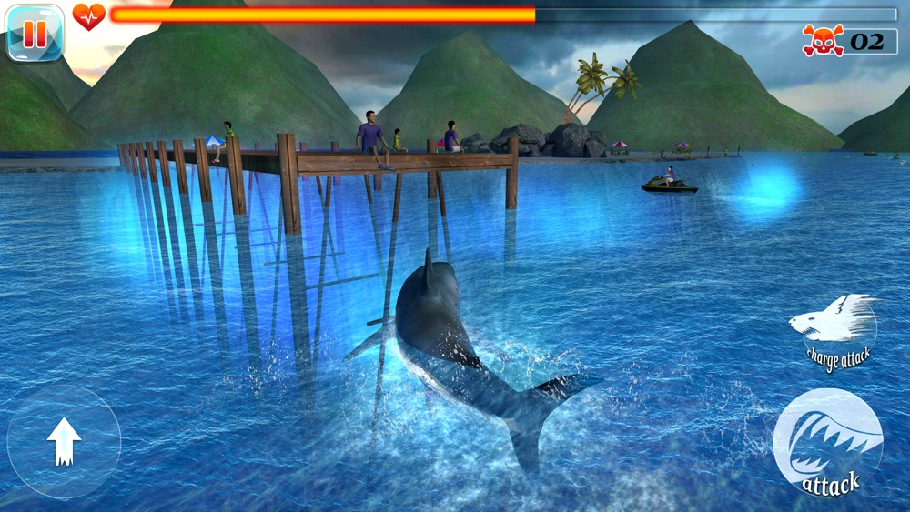 Scary Shark Unleashed 3D hack tool