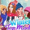 Winter Top Model Dress Up