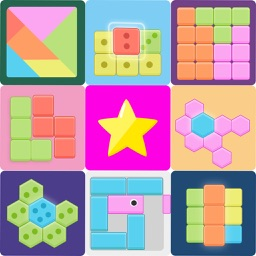 Pop Blox-Block Game Collection