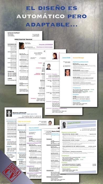 download giga-cv Su Curriculum apps 0