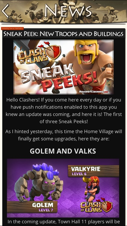Guide for Clash of Clans - CoC screenshot-7