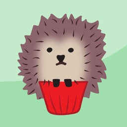 Hedgy Stickers