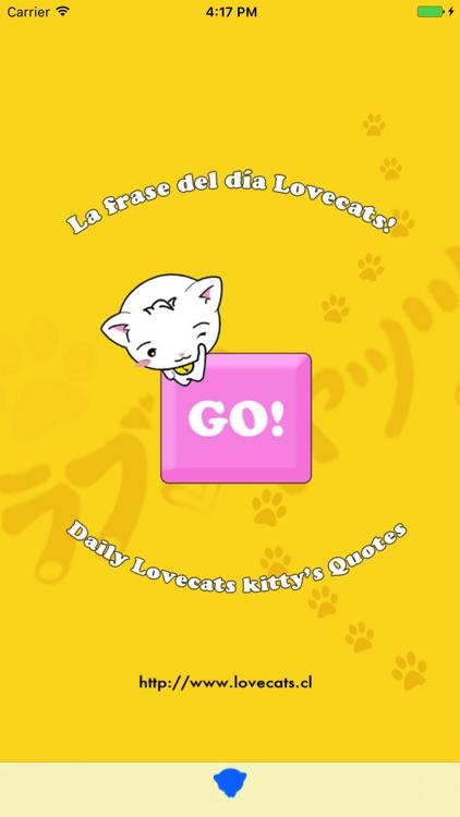 Lovecats Fan App