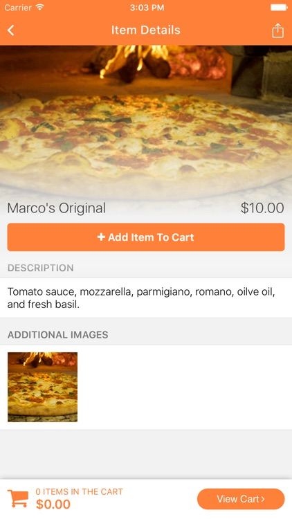 Martella's Pizza Shop screenshot-3