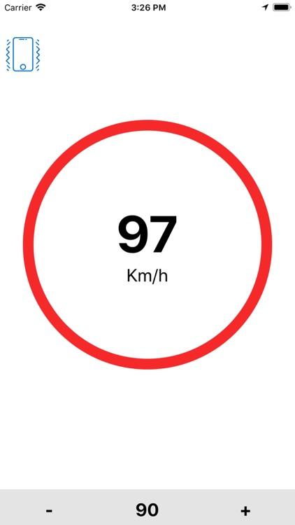 Speed 'o' Limiter Lite screenshot-3