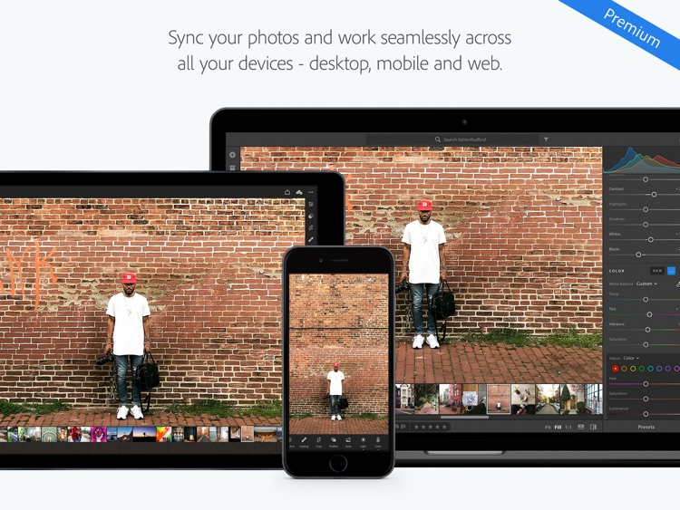Adobe Lightroom CC for iPad screenshot-6