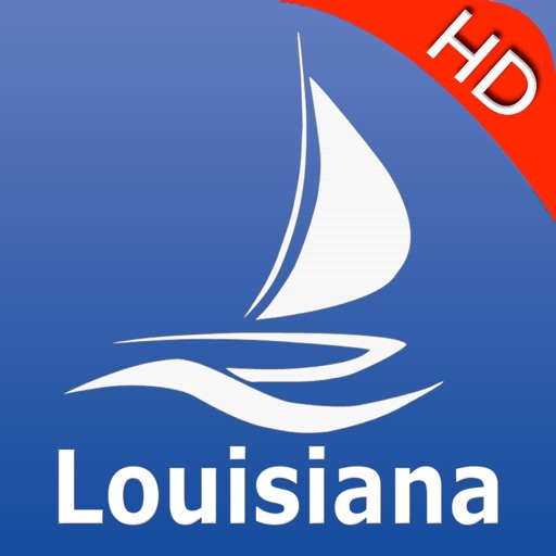 Louisiana Nautical Charts Pro