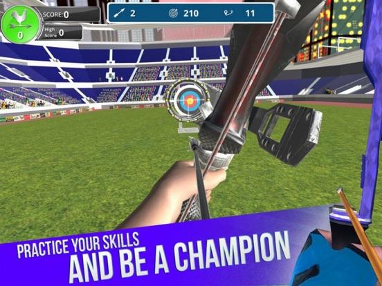 Archery Sport Cup screenshot 5