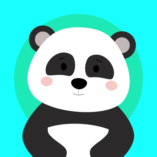 Adorable Panda Emojis Stickers