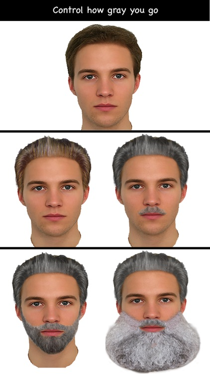 Face Age Effects: Aging Editor screenshot-3