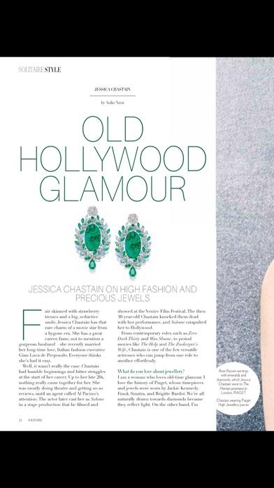 Solitaire Magazine screenshot 4