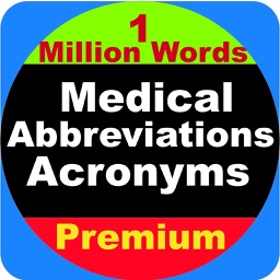 Medical Abbreviations Acronyms