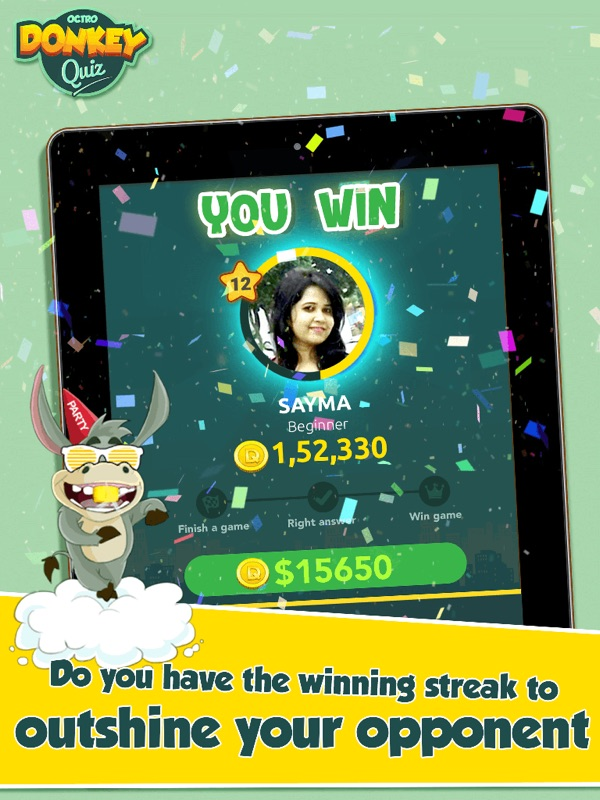Donkey Quiz: India's Quiz Game - Online Game Hack and Cheat
