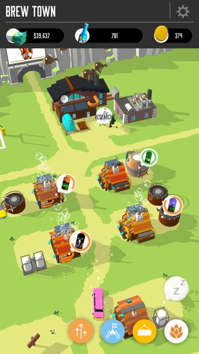 Brew Town screenshot 1