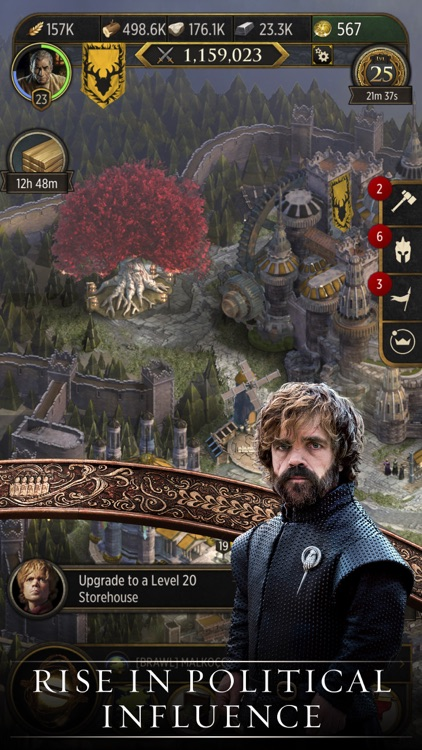 Game of Thrones: Conquest™ screenshot-5