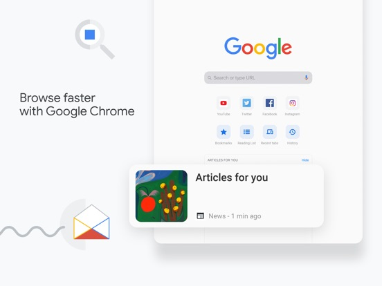 Screenshot #1 for Google Chrome