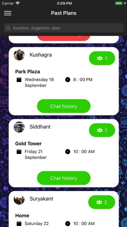 Reach Out - Make a Plan today screenshot-8