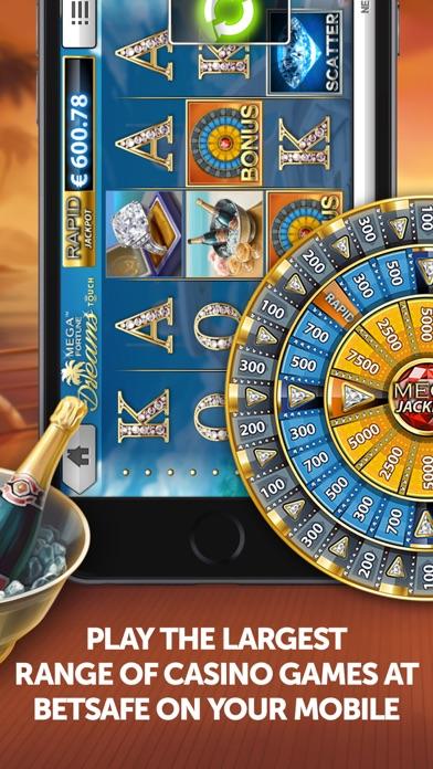 Betsafe Casino & Betting screenshot four