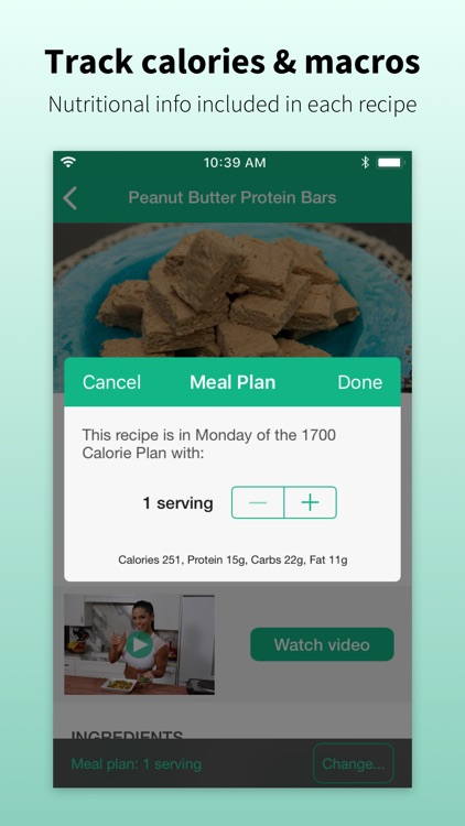 Mealplan: Meal Prep Made Easy screenshot-3