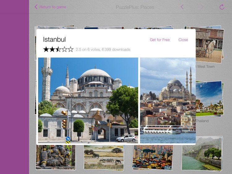1000 Jigsaw Puzzles Places screenshot-4