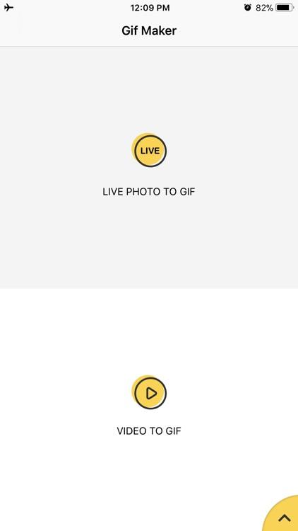 Gif Maker - Gif Creator Tool screenshot-0