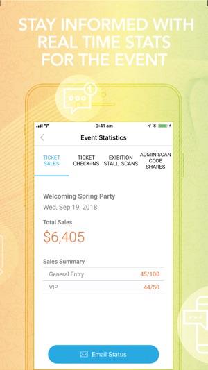Bsociable – Event Scheduler Screenshot